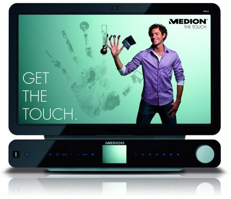 Medion X9613 The Touch Multitouch All-in-one PC