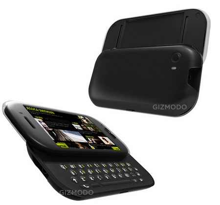 Microsoft Pink Phone Pure