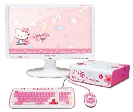 Moneual MiNEW A10 Hello Kitty nettop 1