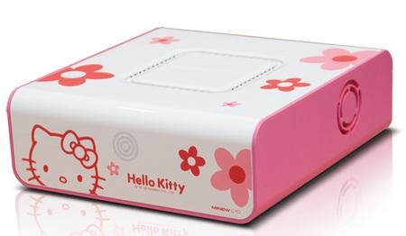 Moneual MiNEW A10 Hello Kitty nettop skin case