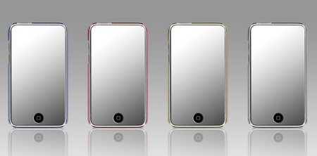 More-Thing Metallic Series Touchlite iPod Touch Case front
