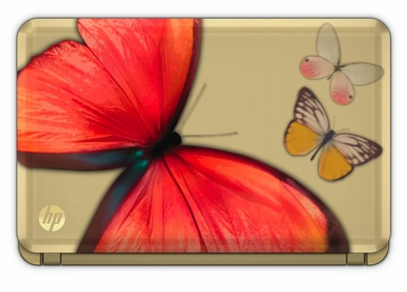 New HP Vivienne Tam Netbook Butterfly Lovers 3