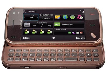 Nokia N97 mini QWERTY Phone qwerty keyboard