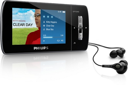Philips GoGear Muse Portable Media Player