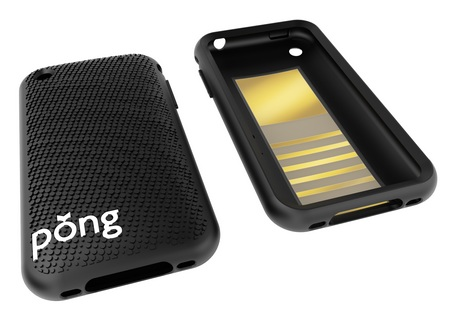 Pong iPhone Case Reduces Cell Phone Radiation by 60 precent 1