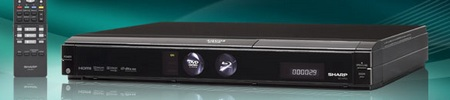 Sharp AQUOS BD-HP52U Blu-ray Player