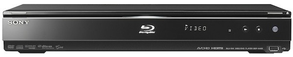 Sony BDP-N460 Networked Blu-ray Player