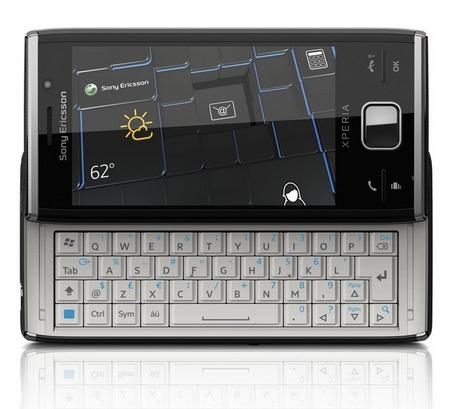 Sony Ericsson XPERIA X2 WM6.5 Smartphone keyboard