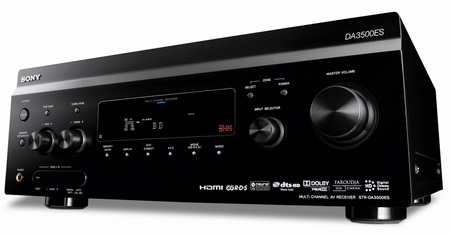 Sony STR-DA3500ES Elevated Standard Receiver