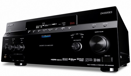Sony STR-DA5500ES Elevated Standard Receiver