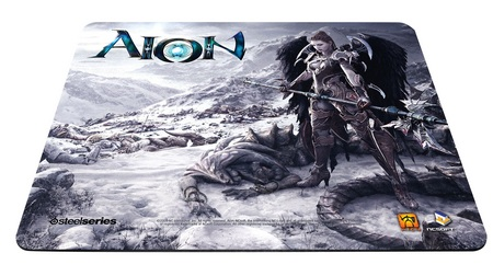 SteelSeries QcK Limited Edition Aion Asmodian Mousepad