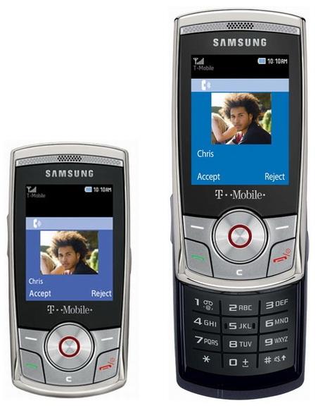 T-Mobile Samsung t659 Scarlet Slider