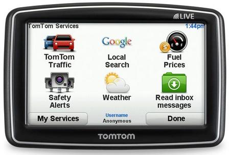 TomTom XL 340S Live GPS Navigation Device