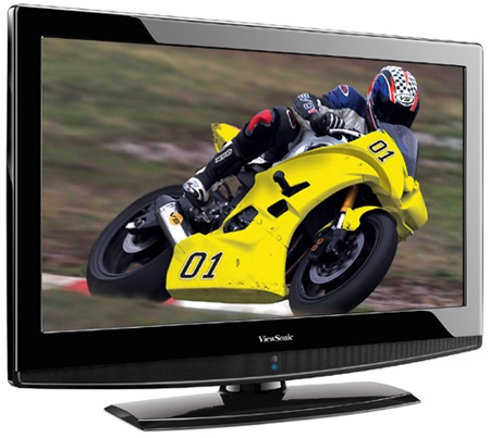 ViewSonic launches six LCD TVs