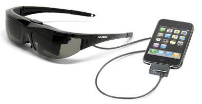 Vuzix Wrap 310 Widescreen Video Eyewear