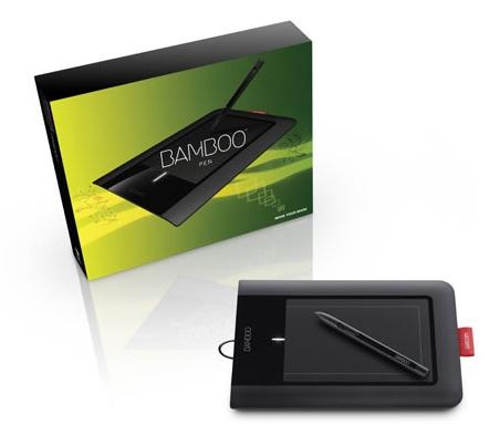 Wacom Bamboo Pen tablet package