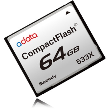 A-DATA Speedy Series 533X CF Memory Card