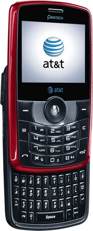 AT&T Pantech Reveal QWERTY Phone