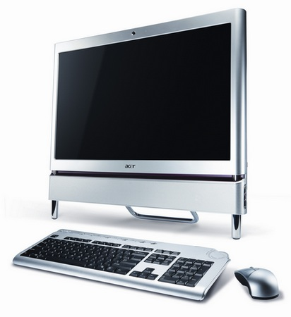 Acer Aspire Z5610-U9072 All-in-One PC with Multitouch
