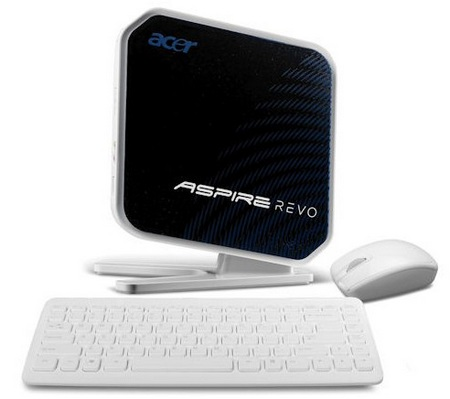 Acer AspireRevo R3610-U9012 gets Atom 330 and Windows 7