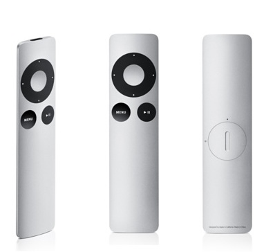 Apple Remote gets updated