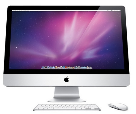 Apple has new iMac with 21.5 and 27-inch Displays