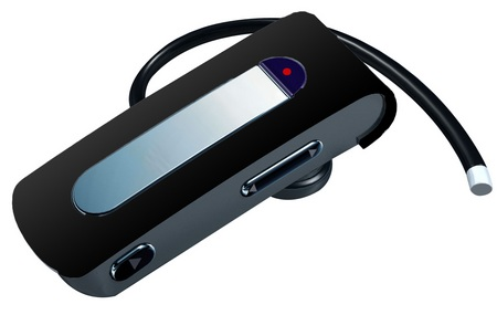 Celltronix VR1 Bluetooth Headset with Digital Recording Function