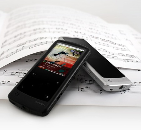 Cowon iAudio 9 Slim Fit PMP 1