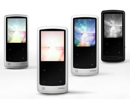 Cowon iAudio 9 Slim Fit PMP 4