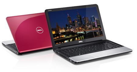Dell Inspiron 13z Notebook with CULV