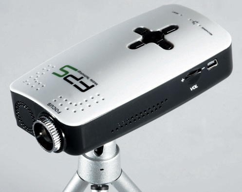 FPS Pearl M3 Pocket Media Projector