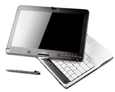 Fujitsu LifeBook T4410 and T4310 Multitouch Tablet PCs