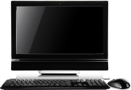 Gateway One ZX6800 and ZX4800 All-in-One PCs front