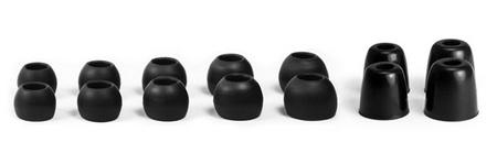 H2O Audio Surge Pro Waterproof Headphones ear plugs