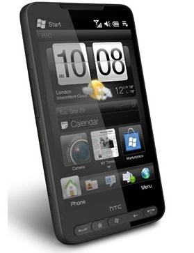 HTC HD2 WM6.5 Smartphone 1