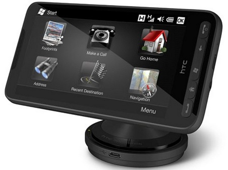 HTC HD2 WM6.5 Smartphone car kit