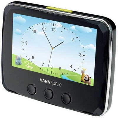 Hannspree XV-S Photo Alarm Clock