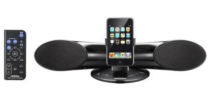 JVC-Victor XS-SR3 iPod Speaker