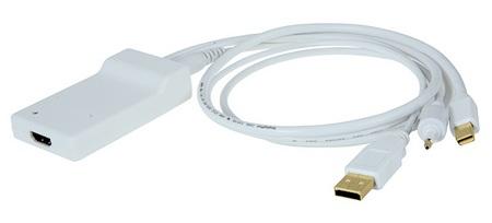 Kanex Mini DisplayPort to HDMI Adapter