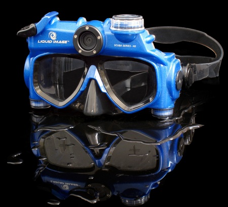 Liquid Image Scuba Series HD320 Camera Mask