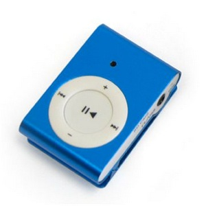 Mini Spycam pretends to be an iPod Shuffle