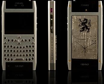 Mobiado Grand 350 Pioneer QWERTY Phone