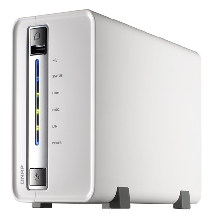 QNAP TS-210 Turbo NAS Server