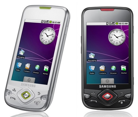 Samsung Galaxy Spica Android Phone