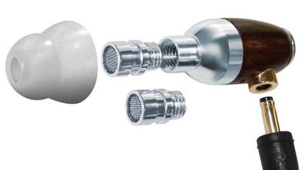 Sleek Audio SA1 In-ear Headphones