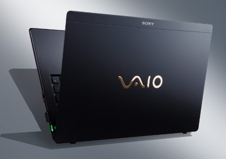 Sony VAIO X - World's Lightest Notebook 1