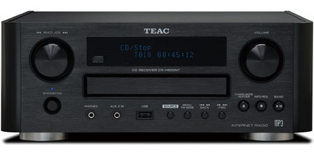 Teac CR-H500NT Reference 500 CD Receiver with WiFi