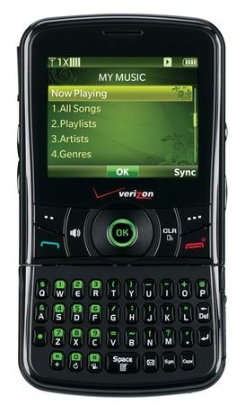 Verizon Razzle QWERTY Phone