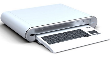 Vioguard UVKB50  - World's First Self-Sanitizing Keyboard angle