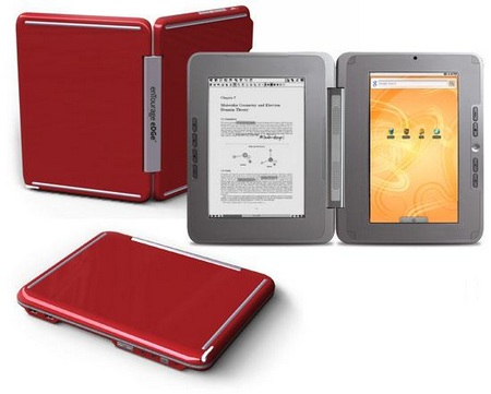 enTourage eDGe dualbook Ruby Red